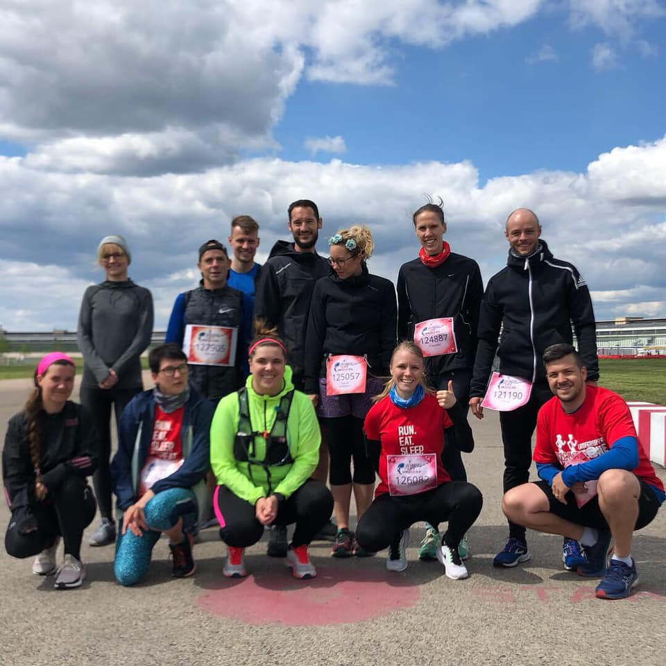 Wings for Live Run 2019